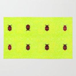 Ladybird March Rug