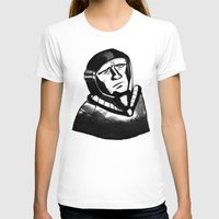spaceman T-shirts featuring SpaceMan by Juicebox Farley