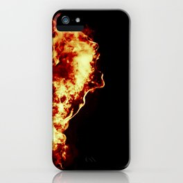 agony iPhone Case