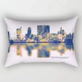Beaumont Skyline Rectangular Pillow