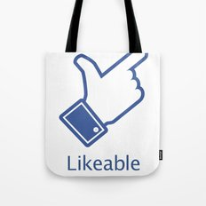 Likeable Tote Bag