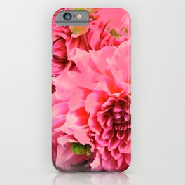 Pink Dream by Lika Ramati iPhone Case