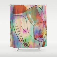 Clowning Around Shower Curtain