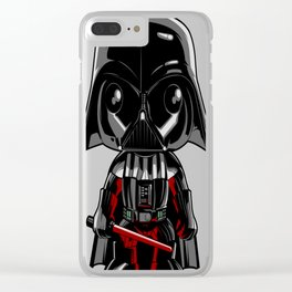 Darth Vader Funk Clear iPhone Case