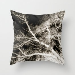 Surreal Forest 1 Throw Pillow