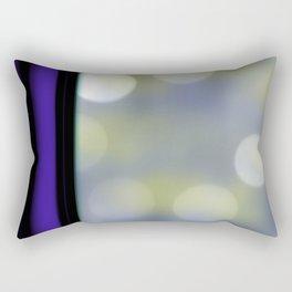 Peaceful Circles Rectangular Pillow