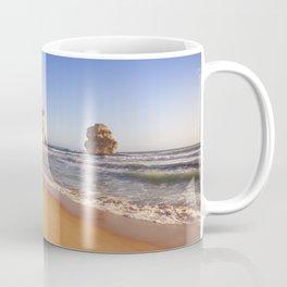 I - Twelve Apostles on the Great Ocean Road, Australia at sunset Coffee Mug