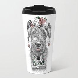 Suusi Kahlo II Travel Mug