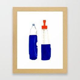 Soapbox Framed Art Print