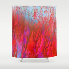 direct hit Shower Curtain