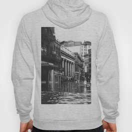 1938 Great Hurricane Westminister Street and the Arcade - Providence, Rhode Island Hoody