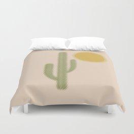 El Desierto Duvet Cover