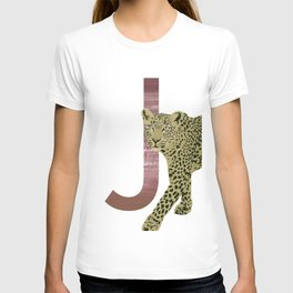 J - Jaguar T-shirt