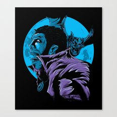 Lament of the Vampyre Canvas Print