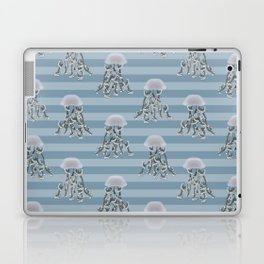 Jellyfish elegance Laptop & iPad Skin