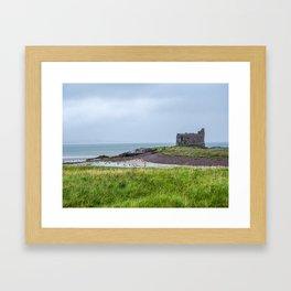 An Irish Castle Framed Art Print