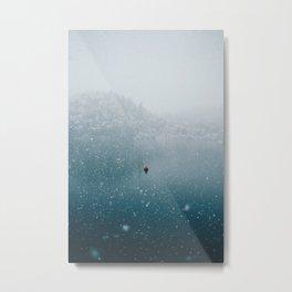winter time #society6 #decor #buyart Metal Print