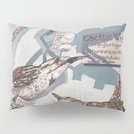 Wren exhibit Pillow Sham