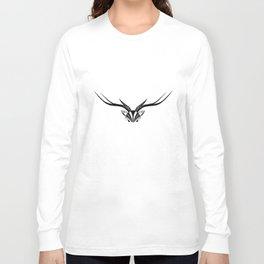 Hiding Moose Long Sleeve T-shirt