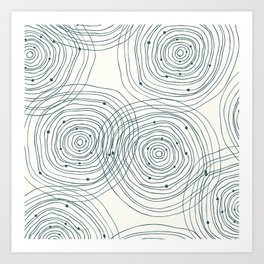 Solarsystems II Art Print