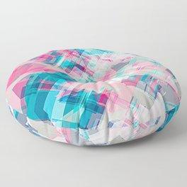 Splinter Floor Pillow