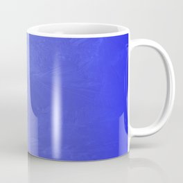 Blue Ice Glow Coffee Mug