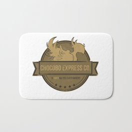 Chocobo Express Co. Bath Mat