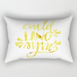 new years eve! Rectangular Pillow