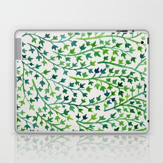 Summer Ivy Laptop & iPad Skin