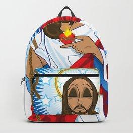 Jesus Christ Backpack