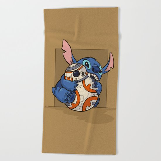 Chew Toy Beach Towel