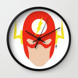 THE FLASH Wall Clock
