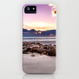 Insanity at it's finest iPhone Case