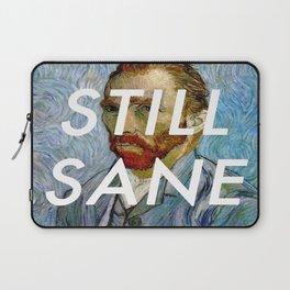 van Gogh is Still Sane Laptop Sleeve