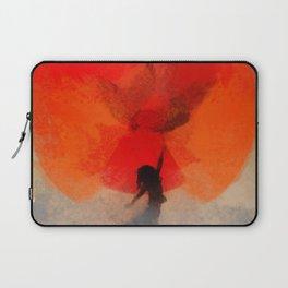 umbrellaliensunshine: atomicherry spring! Laptop Sleeve