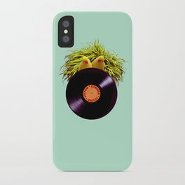 Summer Sound System iPhone Case