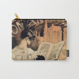 The Age of Romantism Carry-All Pouch