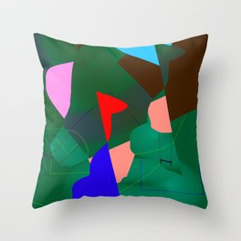lantz45_Image007 Throw Pillow