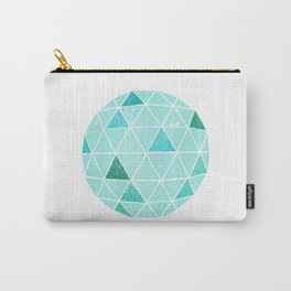 Geodesic 6 Carry-All Pouch