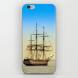 Sail Boston - Oliver Hazard Perry iPhone Skin