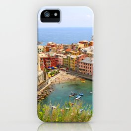 Italian Summer iPhone Case