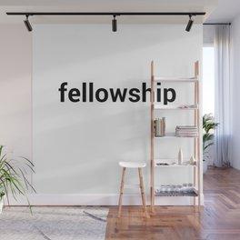 fellowship Wall Mural