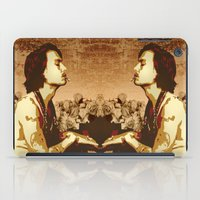johnny depp iPad Cases featuring Johnny Depp by victorygarlic - Niki