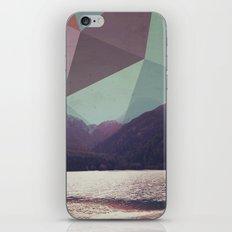 Autumnal Mountains iPhone & iPod Skin