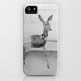 gazal jewels iPhone Case