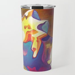The United Colours of Orgasm Thermal Nude Travel Mug