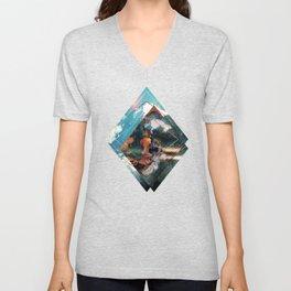 """""""Planet Diamond"""" Unisex V-Neck"""