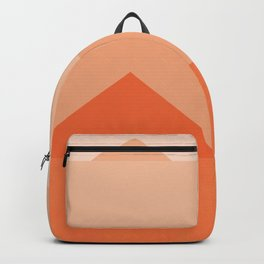Abstraction_Triangles_001 Backpack