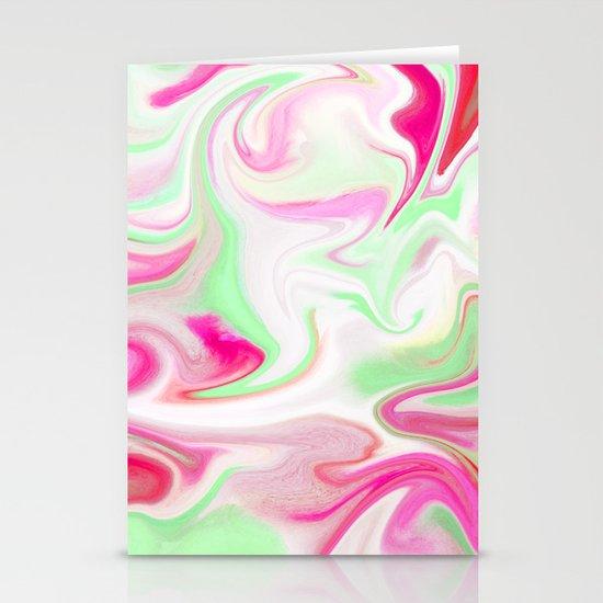 Liquid 4 Stationery Cards