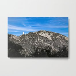 Kitt Peak - reach for the stars Metal Print
